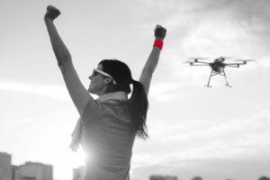 Сдача дрона заказчику сборка на заказ фото